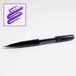 Pentel Sign Pen Brush Artist Violeta