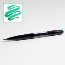 Pentel Sign Pen Brush Artist Verde