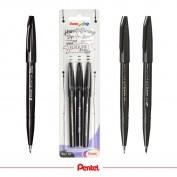 Kit Lettering Pentel Sign Pen
