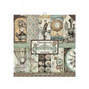 Stamperia SBBL53 Voyages fantastiques