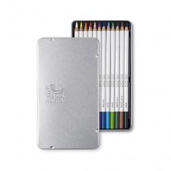 Winsor&Newton Caja 12 lápices de colores acuarela