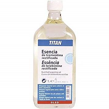 Esencia de Trementina Titan 250 ml
