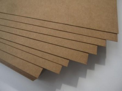 Cartón Kraft Patronaje 400 gr 100x70 cm 10 Hojas