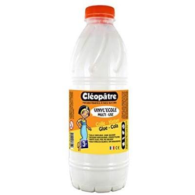 Cleopatre Cola blanca Slime 1 Kg