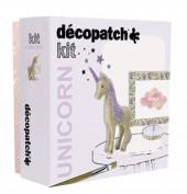 Decopatch Cofre Unicornio