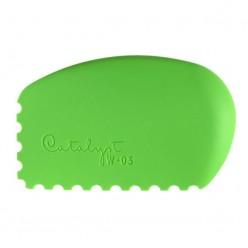 Catalyst Cuña silicona Verde