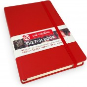 Sketch Book Royal Talens Art Creation 13x21 cm Rojo
