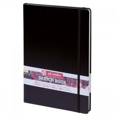 Sketch Book Royal Talens Art Creation 13x21 cm Negro
