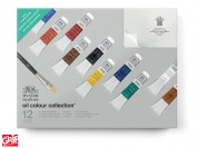 Winsor&Newton Set OIL COLOUR COLLECTION 12 piezas