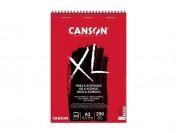 Canson XL Oleo y Acrílico A4