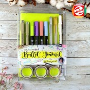 Set Bullet Journal Talens Verde