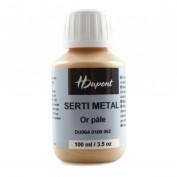 Guta al agua H Dupont Oro pálido 100 ml