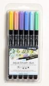 Lyra Aqua Brush Duo Pastel tones