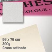 Arches papel de acuarela satinado 56x76 cm 300 gr 10 hojas