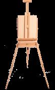 Caja caballete madera haya Phoenix A57
