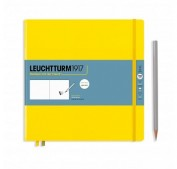 Leuchtturm Sketchbook Square 20x20 cm Amarillo