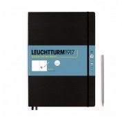 Leuchtturm Sketchbook A4 Negro