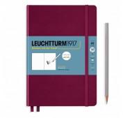 Leuchtturm Sketchbook A5 Burdeos