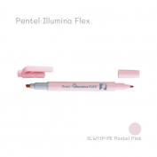 Pentel Illumina Flex Pastel Pink