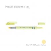 Pentel Illumina Flex Pastel Yellow