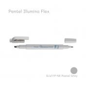 Pentel Illumina Flex Pastel Grey