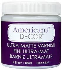 Pintura Americana Chalk Decor Barniz Ultamate ADM04 236 ml