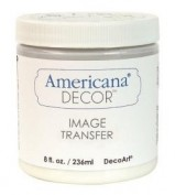 Pintura Chalk Americana Medium Image Transfer ADM10 236 ml