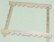 Bastidor Madera para Seda 100 x  100 cm