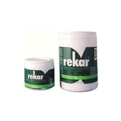Latex Plástico Concentrado Rekar 1 litro