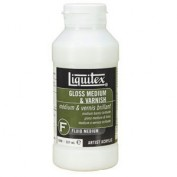 Liquitex Gloss Medium Fluid 946 ml