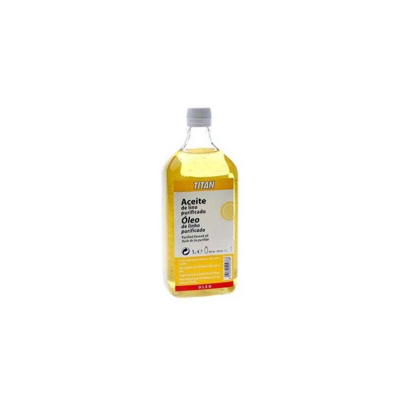 Aceite de lino - Pintura al aceite ...