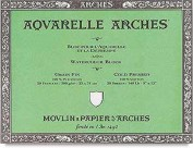 Arches Bloc Acuarela Arches 23x31cm 177166 IP