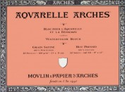 Bloc Arches acuarela 31x41cm 177189 IP