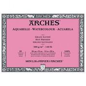 Arches Bloc 31x41cm Grano Satinado 20 hojas 200177170