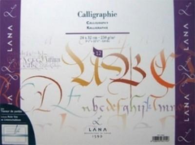Bloc Caligrafia Lana 30x40 cm