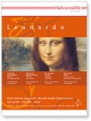 Bloc Acuarela Hahnemühle Leonardo 24x32 cm Grano Fino