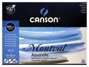 Bloc Canson Montval A4 Acuarela de 12 hojas de 300gr Ref. 0807426 IP