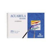 Bloc Acuarela Basik 370gr CANSON A4+ Ref. 0400698 IP