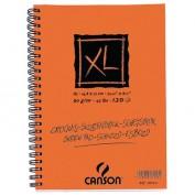 Bloc Canson XL A5 Espiral al lado
