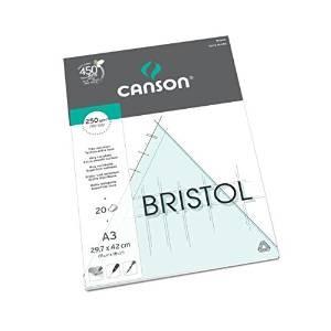 Bloc Bristol A3 Canson ip