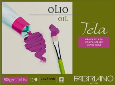 Bloc Oleo A4 Fabriano 68002432
