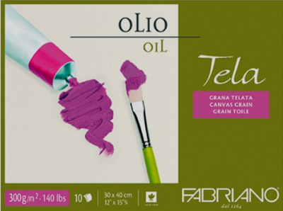 Bloc Oleo A3 Fabriano G8003040