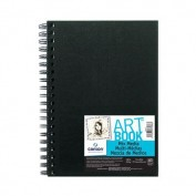 Art Book Mix Media Canson A5