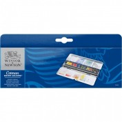 Cajas Acuarelas Blue Box Winsor&Newton 0390453