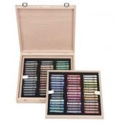 Cajas Pinturas Pastel Rembrandt 150 colores 300H150