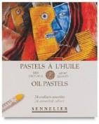 Sennelier Caja Oil Pastels 132520.240