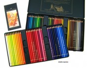 Lápices colores Faber Castell Polychromos Caja 60 colores