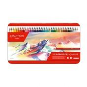 Caran d'Ache Supracolor Lápices Colores Acuarelables 120 colores Caja metálica