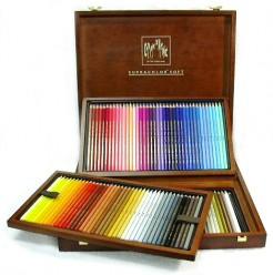 Caran D'Ache Supracolor Caja Madera 120 lápices CD 3888920