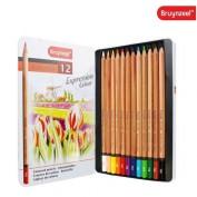 Bruynzeel Caja 12 lápices acuarelables